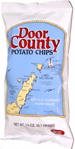 Ingredient security: Door County Potato Chips