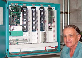 Energy management: Truitt Bros. control center