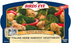 Rollout: Birds Eye Herb Garden Collection veggies