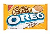 Removing trans fats: Golden Oreo cookies
