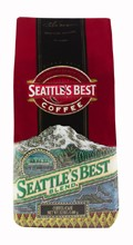 Rollout: Seattle's Best Coffee, retail package