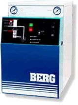 Refrigeration and freezing showcase: Berg temperature controller