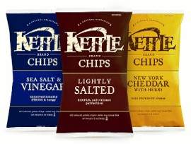 Rising Stars: Kettle Chips (3 varieties)