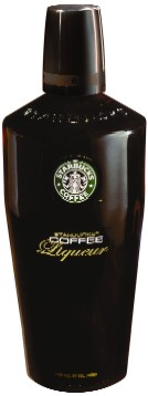 Glass Packaging: Starbucks Coffee Liqueur