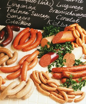 Shelf Life: deli sausages