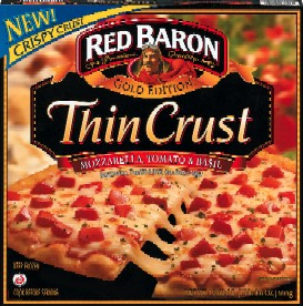 Product Spotlight: Red Baron Gold Edition frozen pizza