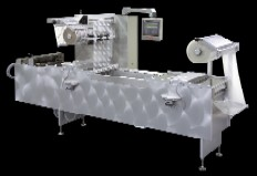 Packaging showcase: Rollstock Inc. RA-200 automatic vacuum packaging machine