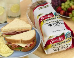Whole Grains in Foodservice article: Sara Lee bread