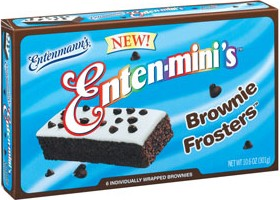 May 2006 Food Biz Kids: Entenmini's Brownie Frosters