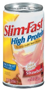 Formulating for weight loss: Slim-Fast's new high-protein shake