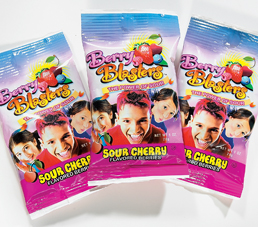 Food Biz Kids: Berry Blasters
