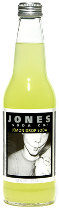 Communicating with Teens article: Jones Lemon Drop Soda