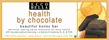 Wellness Foods - Bone Health article - Ecco Bella chocolate