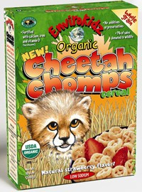 Cheetah Chomps cereal