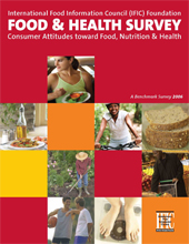 IFIC Foundation 2006 Food & Health Survey