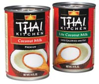 In addition to boxed meal kits, most revolving around rice noodles, Thai Kitchen offers Thai ingredients for the home cook.