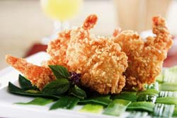 Panko breadcrumbs are larger and crispier crumbs that originated in Japanese cooking.