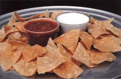 Remyline AX-FG-P, a specialty rice starch from A&B Ingredients, reduces fat uptake in tortilla chips by up to 50 percent, reduces breakage, improves machinability and increases crispiness.
