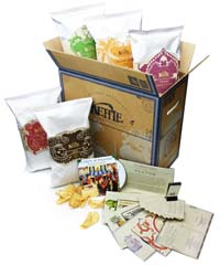 Limited Edition Party Pack; Kettle Foods Inc.; Salem, Ore.