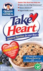 "An old breakfast food got a new lease on life with the 1997 FDA health claim: ""Three grams of soluble fiber daily from oat bran in a diet low in saturated fat and cholesterol may reduce the risk of heart disease."