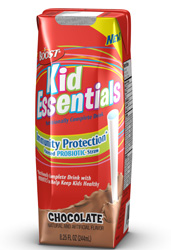 Parents have a new way of providing their children with optimal nutrition and protective benefits with the launch of Boost Kid Essentials Nutritionally Complete Drink from Minnetonka, Minn.-based Nestlé HealthCare Nutrition, one of the four businesses of Nestlé Nutrition.