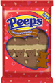 Chocolate Mousse Peeps Bunnies Debut