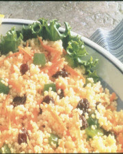 Raisin and Couscous salad