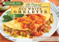 Cedarlane Natural Foods Egg White Omelettes
