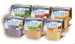 Gerber DHA products
