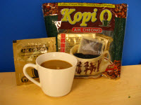 New Food Products | Malaysian Kopi-O Coffee Made from
