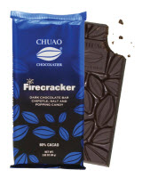 Chuao Firecracker Chocolate Bar