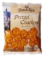 Pretzel Crackers