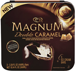new food products unilever 39 s magnum ice cream bars cool down the u s this summer. Black Bedroom Furniture Sets. Home Design Ideas