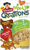 Quaker Mix Up Creations