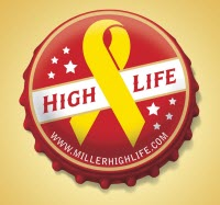 Miller High Life Bottle Cap