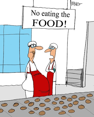 Food Funnies May 2012