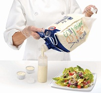 Kraft Foodservice Yes Pouch