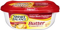 Smart Balance Butter with Sterold