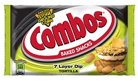 Combos 7 Layer Snacks