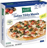 kashi single serve pizzas