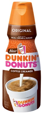 Dunkin Real Dairy Creamers