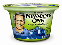 Newmans Own Greek Nonfat Yogurt