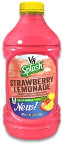 V8 Splash Lemonade