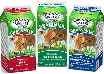 Organic Valley Grass Milk