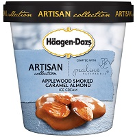 Haagen Dazs Applewood Smoked Ice Cream