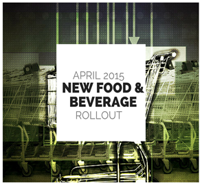 April New Food and Beverage