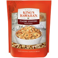 Kings Hawaiian Stuffing