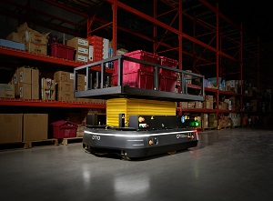 Driverless fork trucks are ready for prime time