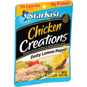 Starkist Chicken Creations