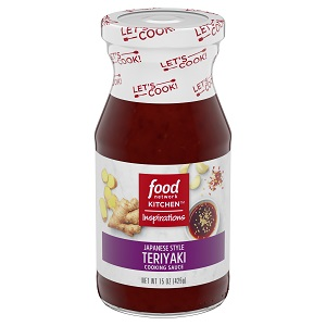 food network cooking sauce